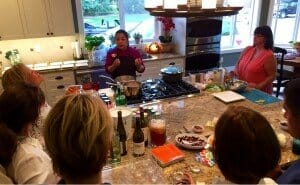 Honest to Goodness Seattle personal chef cooking class