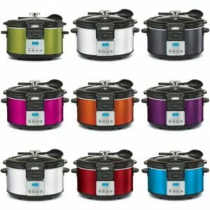 crock star crockpot Honest to Goodness Seattle personal chef