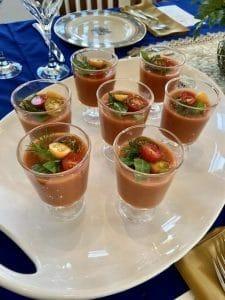 Chef Stacey Tomato Gazpacho