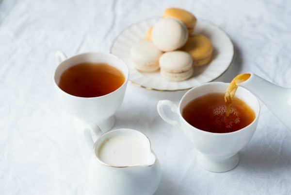 turmeric wellness tea