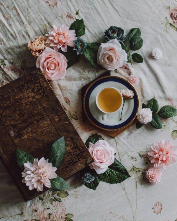 spring herbal tea