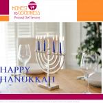 Hanukkah Gift Certificate