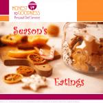 Seasons Eatings Gift Certificate
