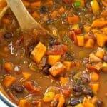 Vegetarian Chili Comfort Food Recipes