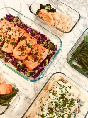 weekday dinners Seattle personal chefs